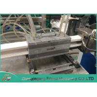 Quality Customized Plastic Profile Extrusion Line , Pvc Extruder Machine For Cable for sale