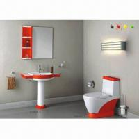 Wholesale Color toilet and basin from china suppliers