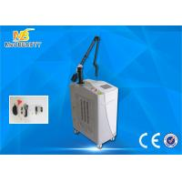 Buy cheap Medical  Laser Tattoo Removal Equipment Double Lamps 1064nm 585nm 650nm 532nm from wholesalers