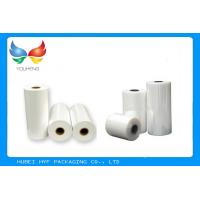 Quality Strong Flexible PVC Shrink Film , Pvc Transparent Film Excellent Printability for sale