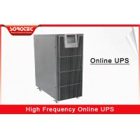Buy cheap Good Performance Multi - function Online High Frequency UPS 10-20KVA for Data Center from wholesalers