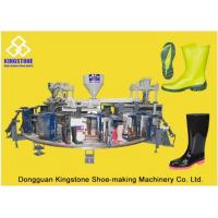 Quality Automatic Plastic Shoes Injection Molding MachineFor Rain Boots / Gumboots for sale
