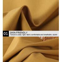 NR Ponte De Roma Knit Fabric Rayon Spandex Knit Double Dyed Finishing