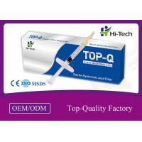 Wholesale TopQ Ultra Deep Hyaluronic Acid Dermal Filler for Large Deep Wrinkles and Fold from china suppliers