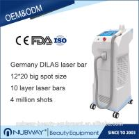 Best selling 808nm diode laser hair removal machine for sale