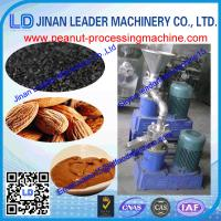 Wholesale CE/ISO9001 certificate peanut butter machine/peanut maker for peanut/bean/nuts/walnut from china suppliers