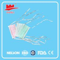Wholesale 3ply Surgical Face Mask with Tie for Wholesale ISO13485/CE/FDA/NELSON from china suppliers