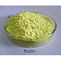 Wholesale Rutin 95% CAS:153-18-4 Ruta graveolens Extract Chinese Herbal Extract Protect heart from china suppliers