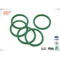 Buy Fuel Injector / Hydraulic O Ring Silicone Rubber Anti Stain Logo Printed at wholesale prices