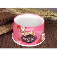 Logo Printing Branded Ice Cream Cups Christmas Paper Soup Bowls OEM ODM