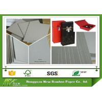 High density recycled Grey Board Sheets Chipboard used for notebook