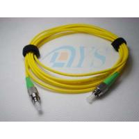 Wholesale 1M FC / APC Optical Fiber Patch Cord Pigtail 2mm Diameter from china suppliers