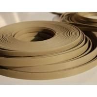 Quality Brown PTFE Packing Guide Stripe Tape (GST) , Thickness 0.8mm , 1.0mm , 1.5mm for sale