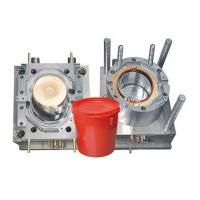 Plastic injection Bucket mould plastic product