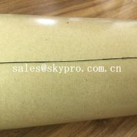 Quality Rubber Anti Corrosion Butyl Rubber Mat Roll High Property Anti Corrosion Tape for sale