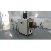 Most Popular Small Size Airport X Ray Baggage Scanner with Single Energy