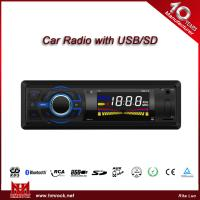 Black and White LCD display Car MP3 Player/ISO connector/BT/heavy heat sink/Colorful screen(Model:V-5911U)