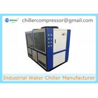 25 Tons Air Cooled Industrial Chiller Water Cooling System Machine Best Price