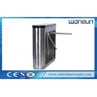 Wholesale IC And ID Card Traffic Tripod Turnstile Barrier Gate With Locked-Rotor Auto - Detection from china suppliers