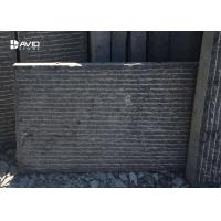 Limestone Brick Tiles Surface Chiselled For Paving Stone Heat Resistance