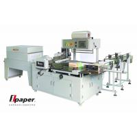 Wholesale Automatic Box Paper Collective Tissue Paper Making Machine With Stable Running from china suppliers