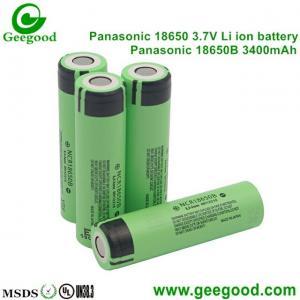 Panasonic 18650B 3400mah high capacity best quality 18650 battery for  vape e-cig power tools e-scooter e-bike e-car
