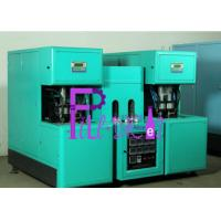 Quality Beverage Semi Automatic Bottle Blowing Machine For 500ml Bottles , 2 Heater for sale