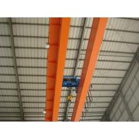 Wholesale Industrial Double Girder Overhead Traveling Crane Big Span For Machine Shop from china suppliers