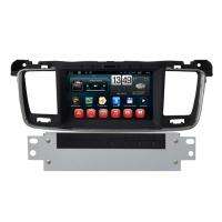 Wholesale Android 508 PEUGEOT Navigation System Radio Rearview Camera DVD GPS IPOD TV BT from china suppliers