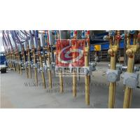 Quality Plasma Cutting Machine With 2nos Of CNC Flame Torch And 18nos Of Strip Torch for sale