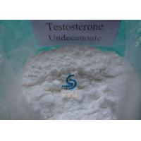 Quality Positive Testosterone Steroid Hormone Testosterone Undecanoate Andriol CAS 5949-44-0 for sale