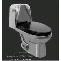 Wholesale Silver Color Toilet from china suppliers