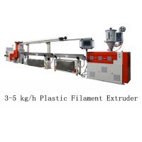 Quality Custom  PLA / PA Nylon / ABS 3d Printer Filament Making Machine for sale