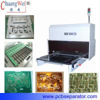 Cutting Blade Automatic Curved FPC / PCB depaneling Machine CWPL