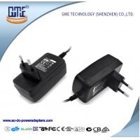 5V 2.4A / 9V 2A / 12V 1.5A Switching Universal AC DC Adapters With Eu Plug