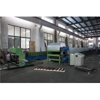 Wholesale 60 KW Discontinuous Polyurethane Sandwich Panel Manufacturing Line For Cooling Room from china suppliers