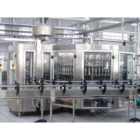 High Capacity Carbonated Drink Production Line Machine For 500ml-2500ml Bottle
