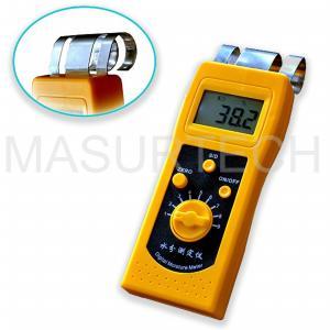 DM200W Portable Digital Wood Moisture Meter, DM-200W Timber Moisture Tester Analyzer