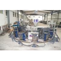 Quality One / Two Color PVC boots Making Machine , Rotary boots Factory Production Line for sale