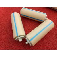 Quality Nylon Conveyor Rollers Corrosive Resistant Used for Fertilizer Industries for sale