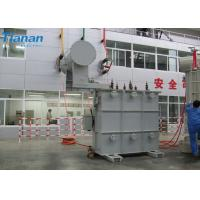 Quality 35kv Three Phase Electrical Oil Immersed Power Transformerr / 2 Winding Transformer for sale