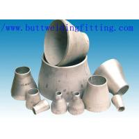 Concentric Stainless Steel Reducer Butt Weld Fittings SS904L EN 10216-2 ( P235GH , P265GH )