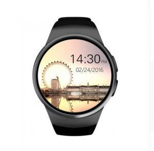 KW18 Bluetooth smart watch full screen Support SIM TF Card Smartwatch Phone Heart Rate