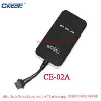 Vehicle GPS tracking system; Car GPS tracker gadget unit, Model, CE-02