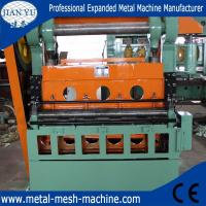JQ25-25 Automatic Expanded Metal Mesh Machine