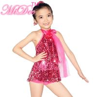 Wholesale Kids Jazz & Tap Dance Costumes Short Tight Dance Pants Dress Party Dresses from china suppliers