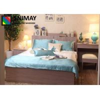 Wholesale Customize E1 Grade MDF Modern Bed Sets Wooden Living Room Furniture from china suppliers
