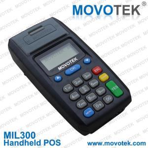 Movotek wireless pos terminal with nfc reader handheld POS gprs sms ussd pos printer