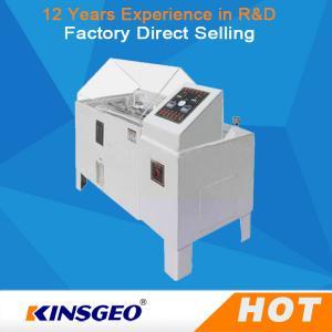 Cámara de la prueba de espray de sal del ácido acético de ASTM B368/D1654/E691/G85 270L con temperatura alta