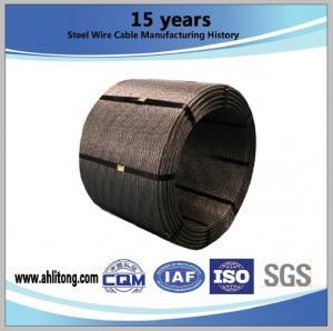 Steel Strand uncoated seven-wire for prestressed contrete